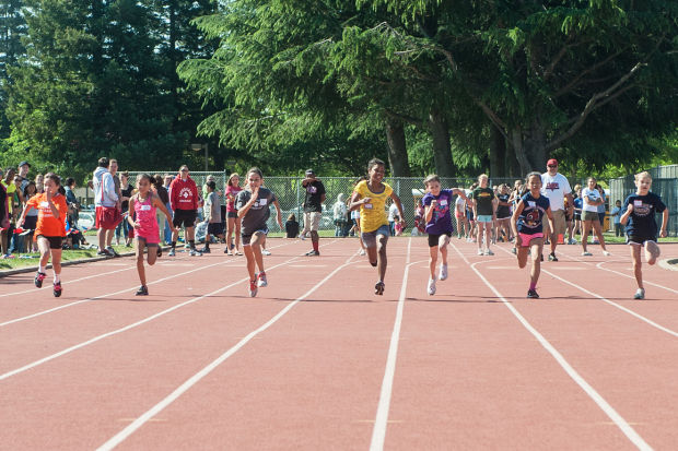 All-City Youth Track Meet at Tokay High School