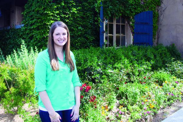 Lodi's Amy Blagg awarded for work with San Joaquin Farm Bureau Federation