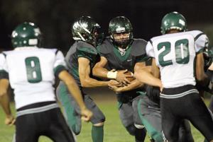 Football: Hawks soar past Eagles