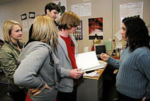 Local students looking for solutions to curb drug use