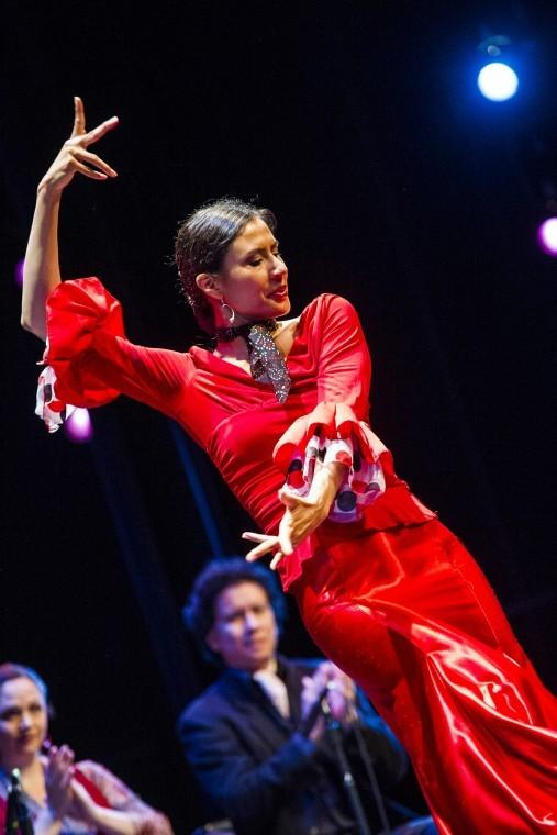 Fun and fancy free Flamenco at Hutchins Street Square