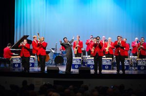 Glenn Miller Orchestra tour brings big band swing to Hutchins Street Square in Lodi