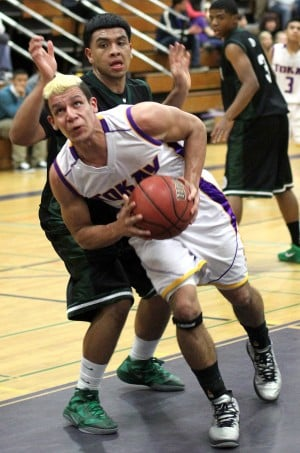 Tokay Tigers grounded as McNair Eagles take flight
