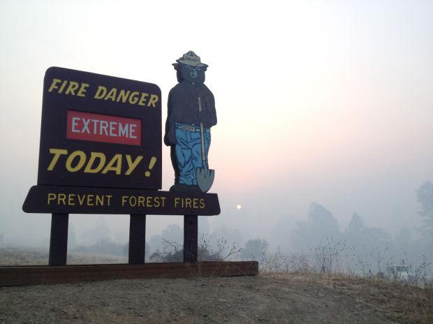No rain in sight — and no reprieve for firefighters as season is uninterrupted
