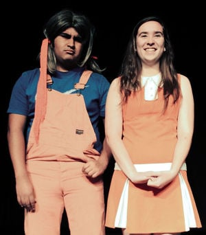 Show goes on for students in Galt High School's drama program