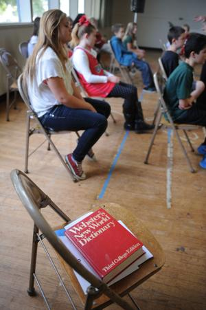 I'll do it: Reporter tries her hand at judging Lodi spelling bee