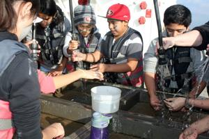 Lodi students experience a day of discovery in the San Joaquin Delta