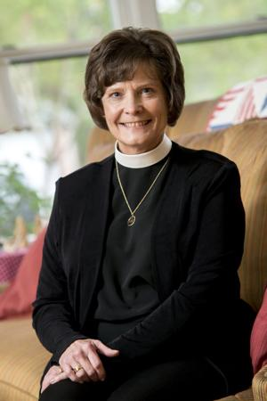 St. John's Episcopal Church welcomes the Rev. Elaine Breckenridge