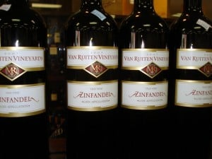 2007 Van Ruiten Old Vine Zinfandel