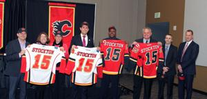 Calgary Flames bringing American Hockey League franchise to Stockton