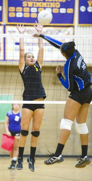 Tokay spikes Bear Creek in volleyball