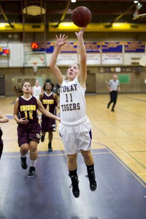 Tori Schallberger and Kylie Henne deliver for Tokay Tigers