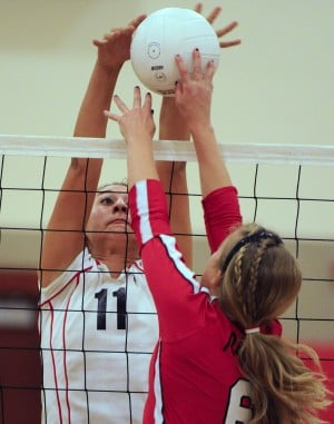 Lodi Flames, Tokay Tigers fall to Ripon volleyball powers