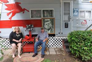 Lodi couple travels across America in a trailer
