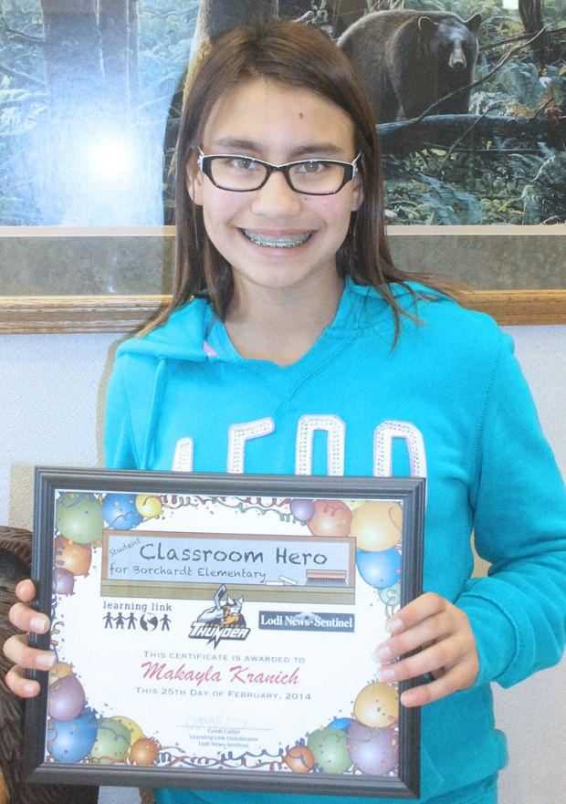 Borchardt Elementary School Classroom Heroes