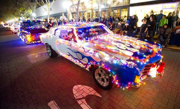 Lodi Parade of Lights