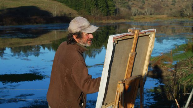 Eureka artist to give insight on outdoor painting to Lodi audience