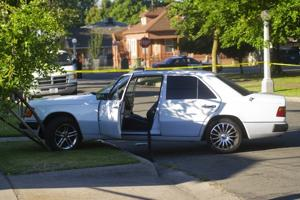 Eastside attack: 2 suspected gang members shot, injured