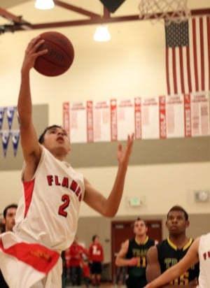 Lodi Flames torch the Tracy Bulldogs