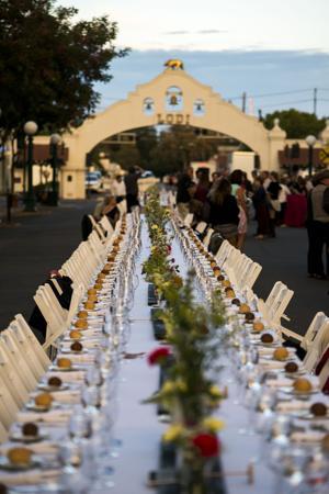 Photos: Savoring wine in Downtown Lodi