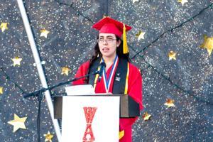 Galt High School graduates look 'to infinity and beyond'