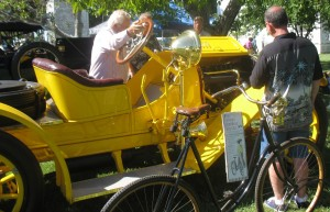 Old-Car Show highlights cars, Galt history