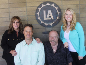 Five generations of the Wallace family have graduated from Lodi Academy