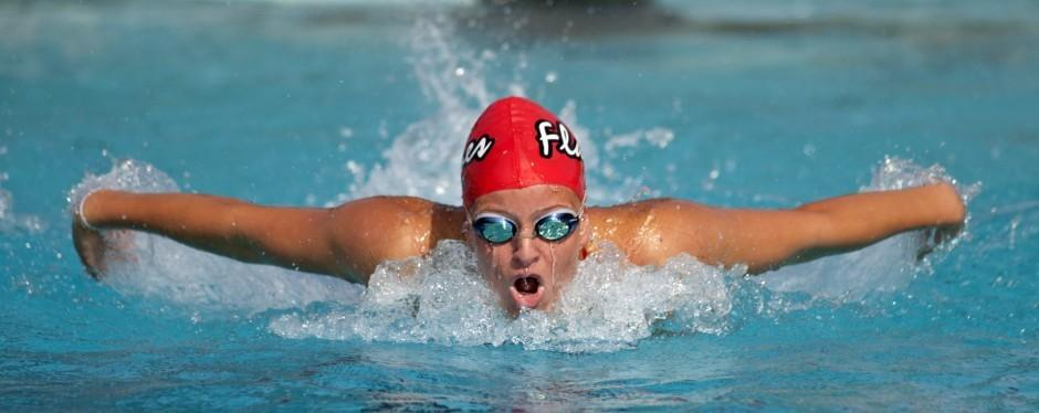 Lodi Flames sweep Tokay Tigers in swimming