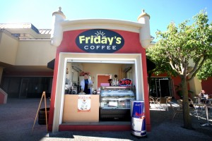 Friday's Coffee strives to bring Euro-community vibe to Lodi's Bella Terra