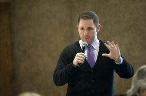 Columnist, radio host Wade Heath pushes the positive in Lodi talk