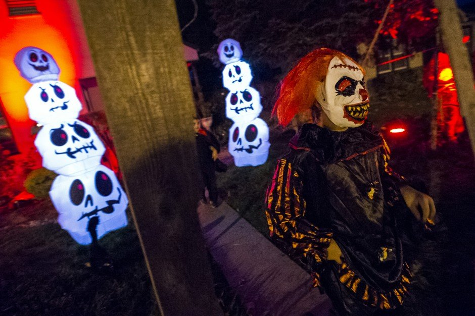 A heaping helping of Halloween fun in Lodi
