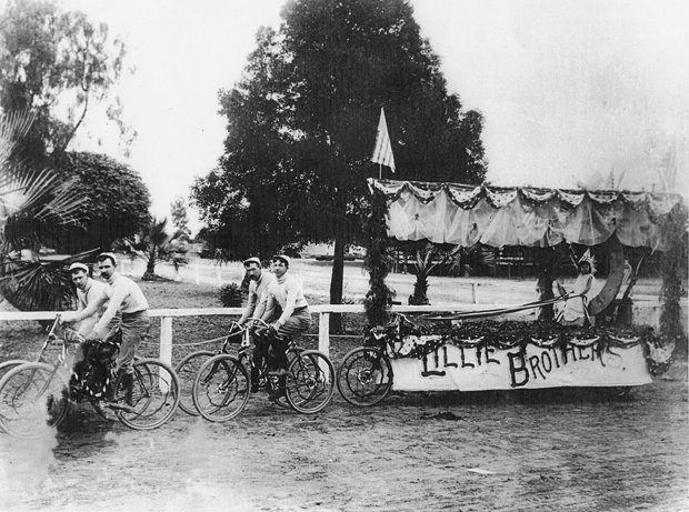 From bicycles to phones and suits, Theron Lillie influenced early Lodi