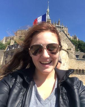 Sami Oliver travels to France
