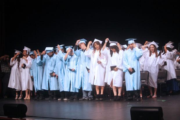 Liberty High School's Class of 2013 overcomes challenges to graduate