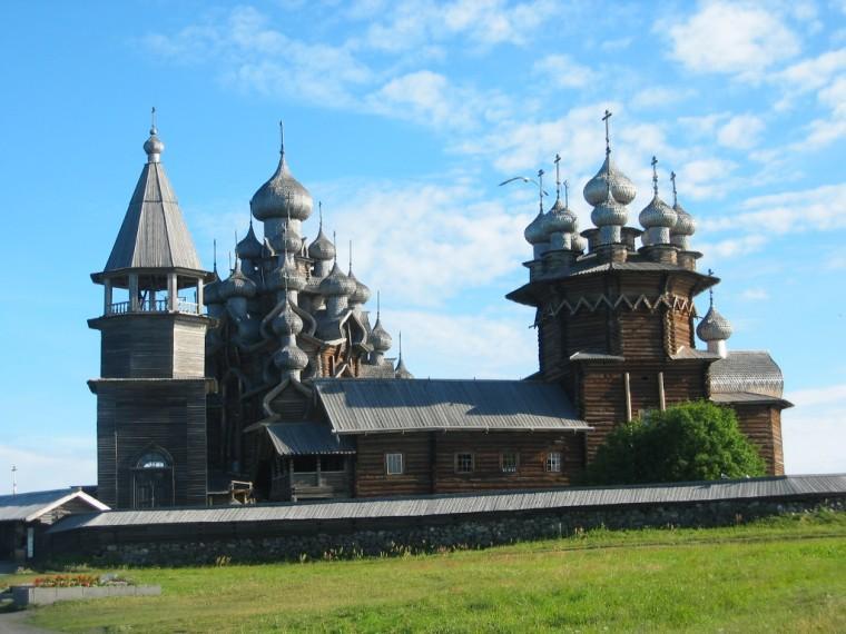 Khizi Island, Russia