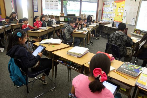 Lodi classrooms go digital