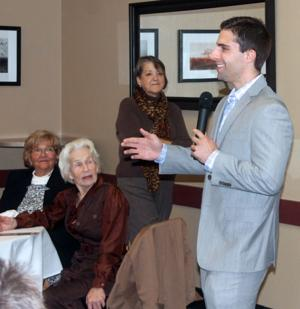 Republican candidates share platforms with Lodi group