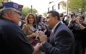 Congressional hopeful Jose Hernandez has roots in Lodi area