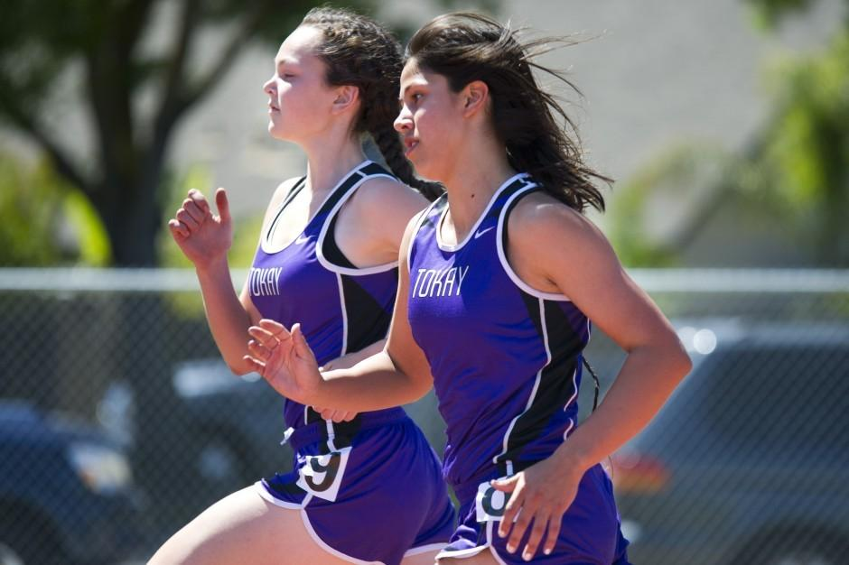 Tokay Tigers capture girls track and field title