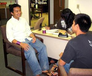 Vietnamese student Thach Huynh excels, assimilates at Lodi Academy