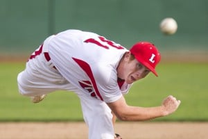 Lodi Flames pitcher Alex Lott hurls three-hit complete game in league win