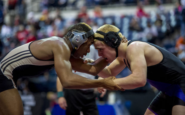 Wrestling: Two Tokay Tigers still in hunt for state berth at Sac-Joaquin Section Masters Meet
