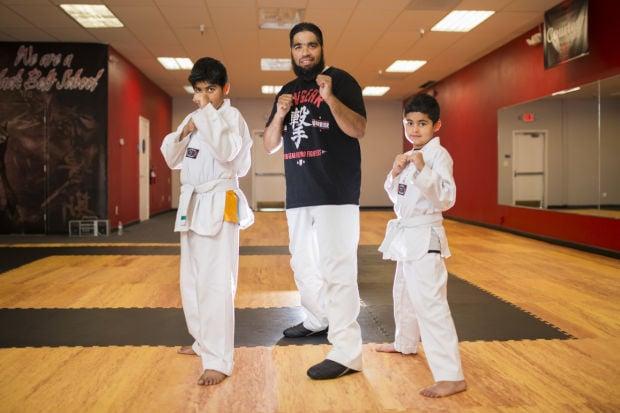Martial arts studio opens at Bella Terra