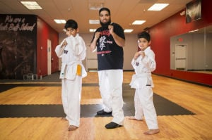 Martial arts studio opens at Bella Terra