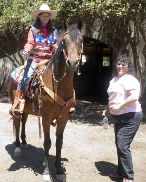 Jack Tone Ranch showcases 'beautiful, powerful' Arabian horses