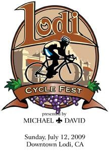 Lodi Cycle Fest in Downtown Lodi