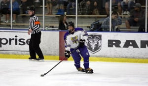 Lodi's Nick Sprake skates to the next level in pursuit of hockey dream