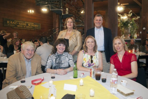 Oak Ridge Winery hosts annual Furr Ball