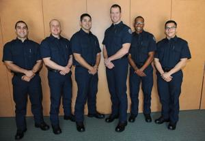 Lodi's newest firefighter recruits prepare to join the team