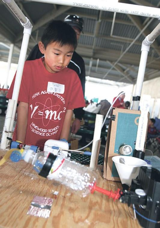 Lodi Unified schools place at county Science Olympiad